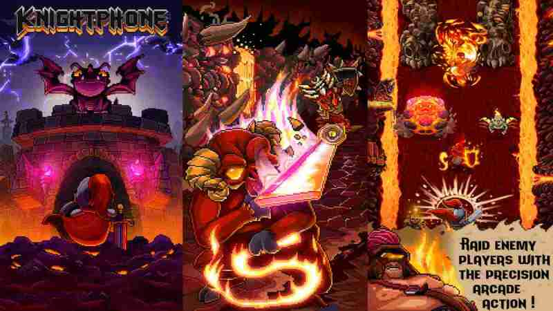 Knightphone Android RPG Game free Download