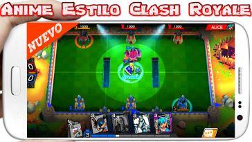 League Of Wonderland apk para Android juego similar a Clash Royale