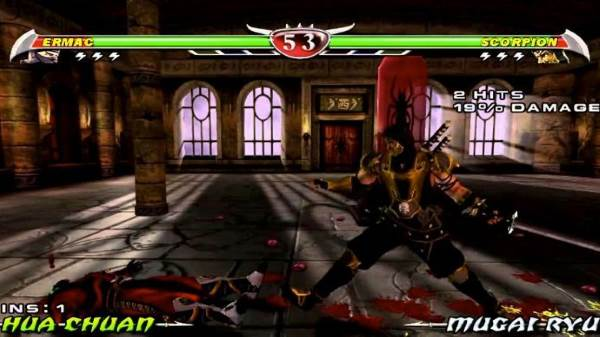 Mortal Kombat APK para Android Offline