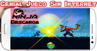 Ninja Warrior Shadow Fighter para Android Recomendado