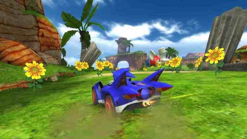 Sonic All Stars Racing apk + obb para android
