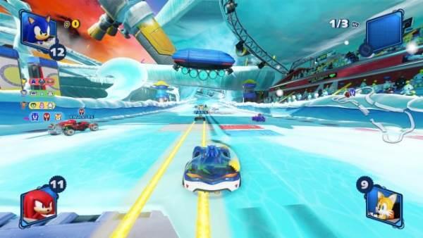 Sonic All Stars Racing apk + obb