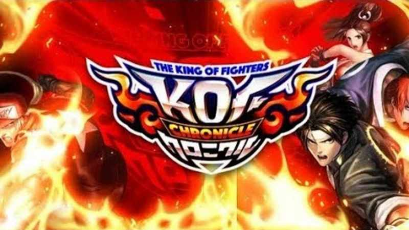The King of Fighters Chronicle KOF 2019