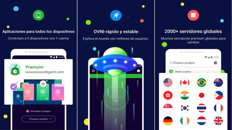 UFO Unlimited VPN APK MOD para Android