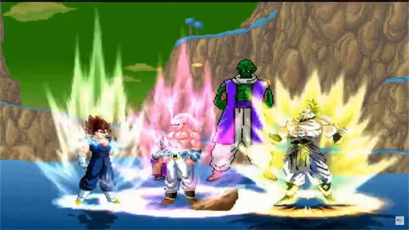 Dragon Ball MUGEN Edition 2019 para Android y PC