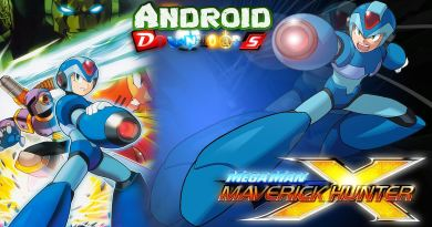 Megaman Maverick Hunter X para Android apk game