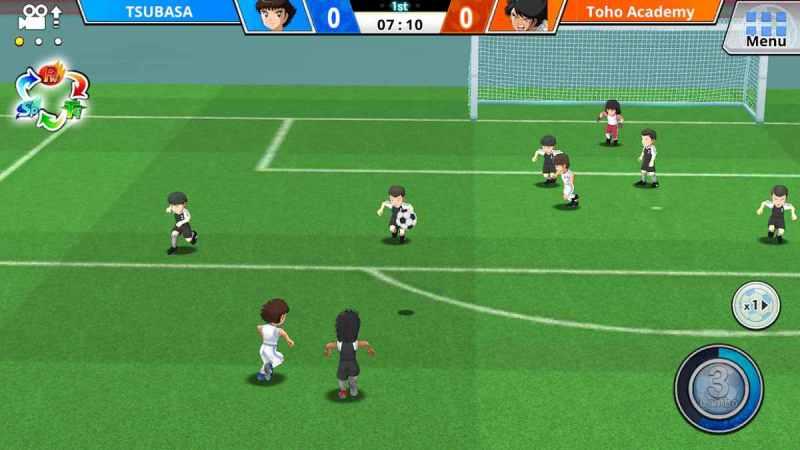 Captain Tsubasa ZERO Miracle Shot para Android