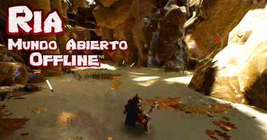 RIA APK para Android Open World Unreal Engine 4 Offline Game
