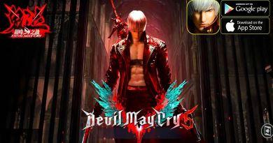 Devil May Cry Mobile para Android Es un juego de gran calidad