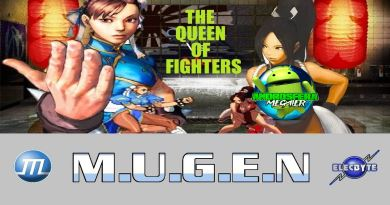 The MUGEN of Fighters para Android y PC Juego de luchas ligero
