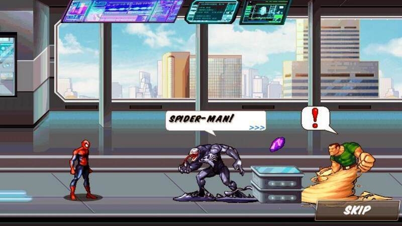Spider-Man Ultimate Power Completo para Android