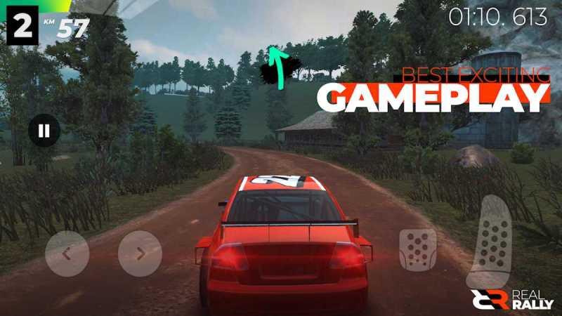 Real Rally APK MOD para Android