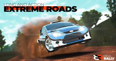 Real Rally APK MOD para Android Juego Completo con Increíbles gráficos