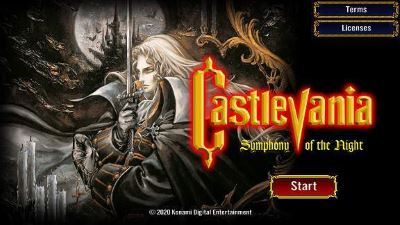 Castlevania Symphony of the Night Oficial para Android