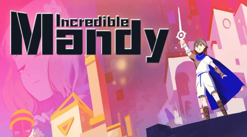Incredible Mandy para Android tremendo juego de Plataformas