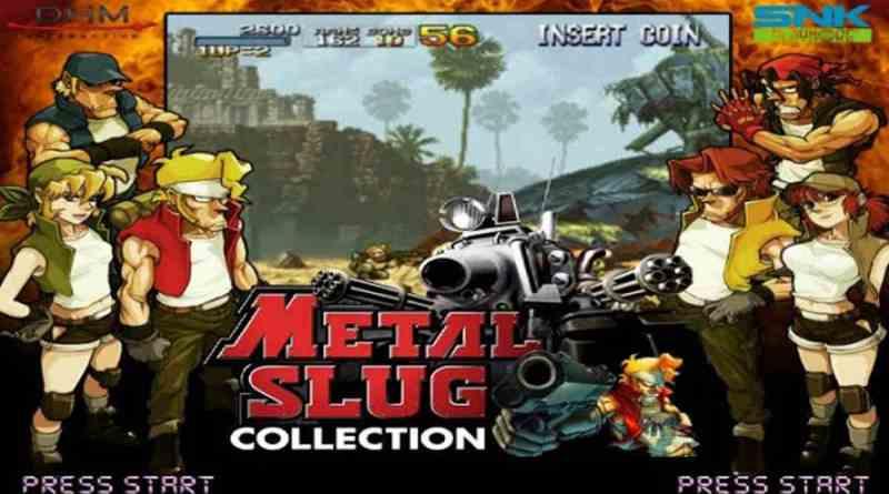 Todos Los Metal Slug para Android iOS y PC Colección Árcade