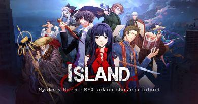 Island Exorcism para Android Brutal Anime basado en K-WEBTOON