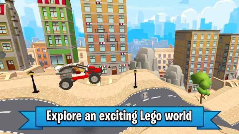 LEGO Racing Adventures Apk para Android