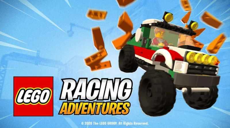 LEGO Racing Adventures Apk para Android Espectacular juego de Lego