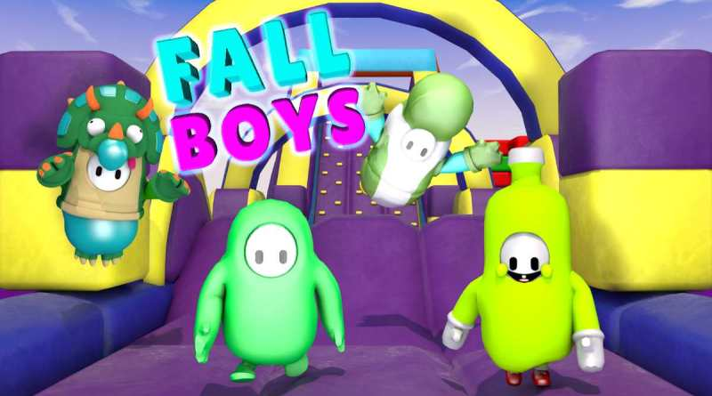 Fall Boys Knockout Battle For Real Guys para Android