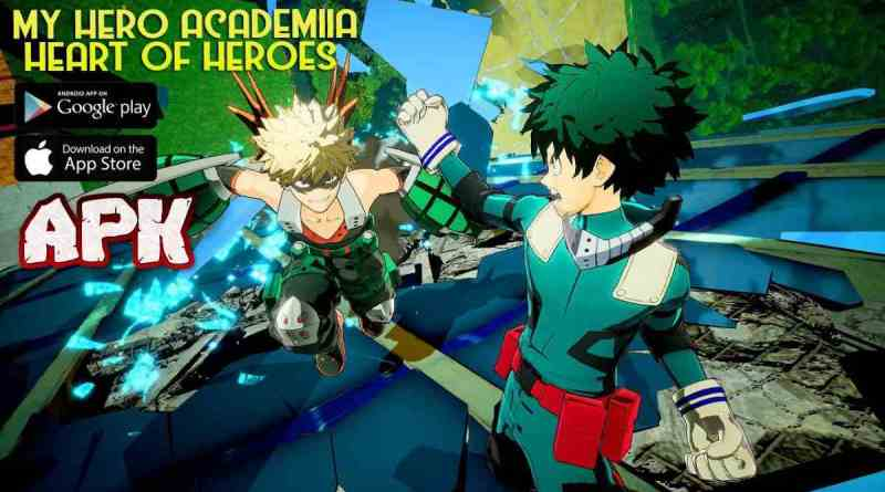 My Hero Academia Heart of Heroes apk para Android