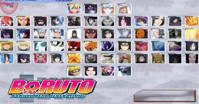 Naruto X Boruto Anime Mugen Apk sin emulador para Android