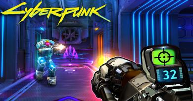 FPS CyberPunk Shooting Game Android apk Simplemente Espectacular