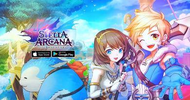 Stella Arcana Eternal Star (CBT) apk para Android genial juego móvil