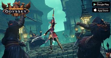 Warhammer Odyssey APK Android Nuevo Genial juego de Acción