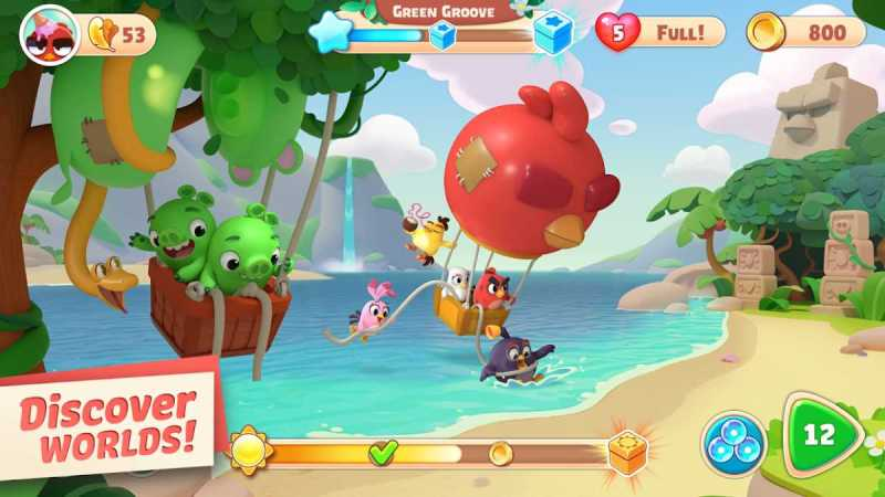 Angry Birds Journey APK Android
