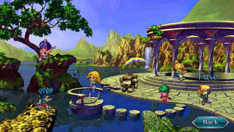 SaGa Frontier Remastered apk Android