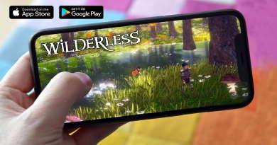 Wilderless APK para Android Un juego de exploración debes tener
