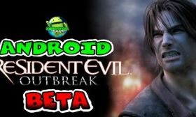 RESIDENT EVIL OUTBREAK PARA ANDROID