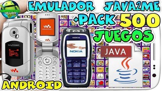 Juegos Java por fin! en Android