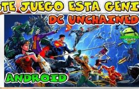 waner dc unchained android androsfera megaier