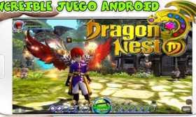 dragon nest apk para android androsfera megaier