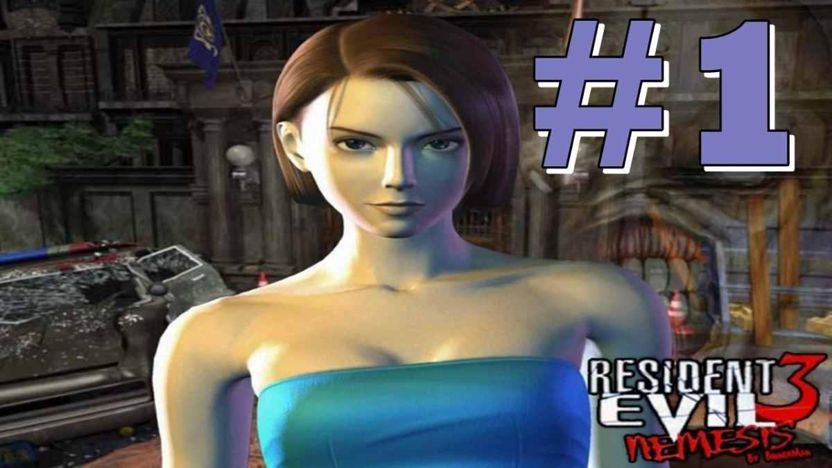 Resident Evil 3 sin Emulador para Android 4