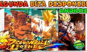 dragon ball legends android beta 2