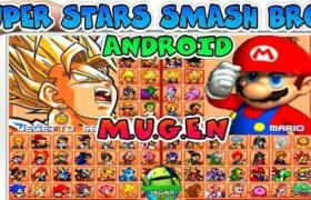 jump super stars smash bros mugen para android