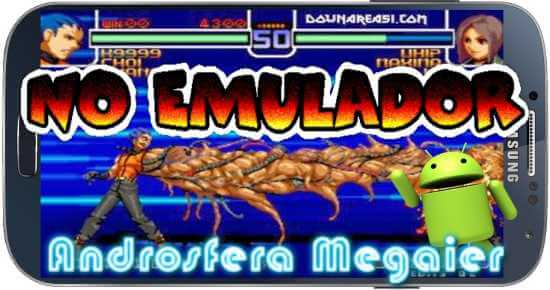The King Of Fighters 2002 Magic Plus 2 para Android apk sin EMULADOR