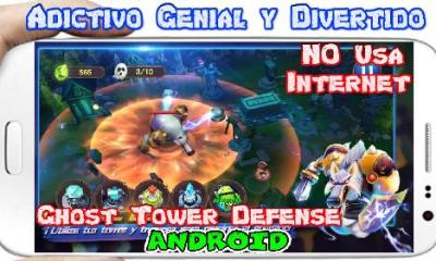 Ghost Town Defense for android