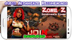 Zone Z for Android the best survival horror