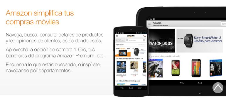 Amazon Compras Official app para Android Descarga