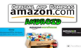 Amazon Compras Official app para Android