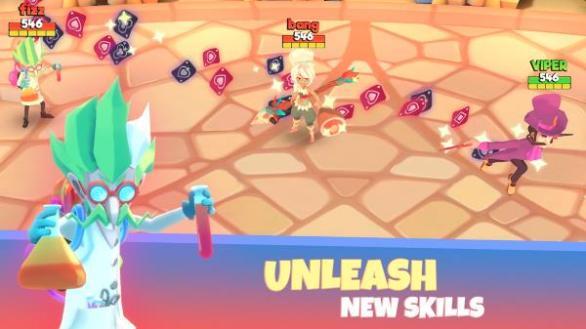 Bash Arena para Android Descarga