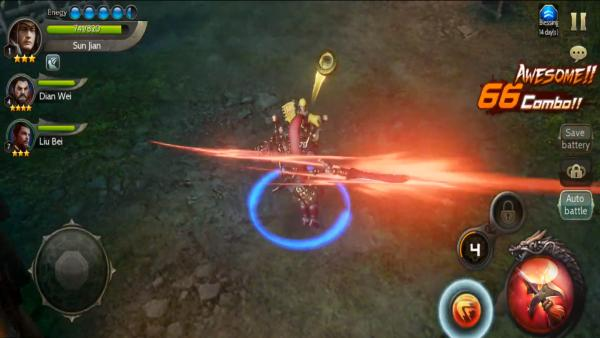 Blade of kingdoms apk para Android