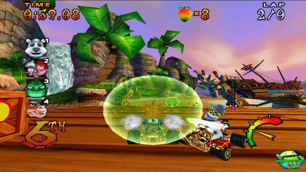 Crash Nitro Kart para Android apk