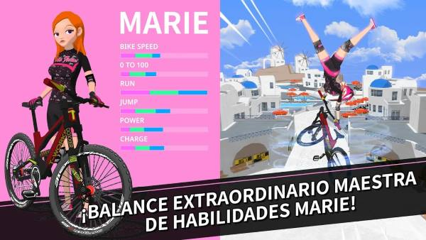Downhill Masters para Android