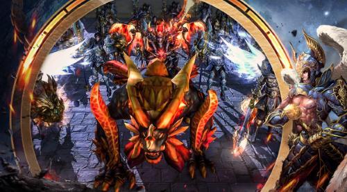 Silkroad Online para Android 3D RPG