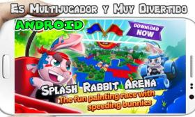 Splash Rabbit Arena apk para Android Descarga